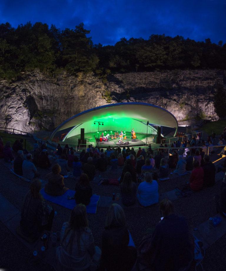 Ballykeefe Amphitheatre Summer 2016