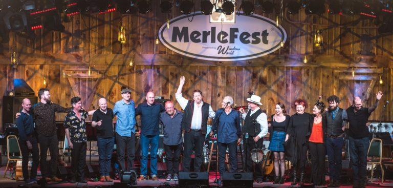 Wow ! Merlefest I love you!